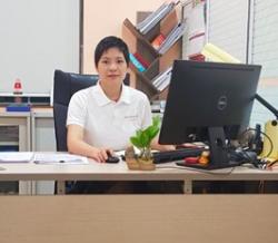 Chị Trang - Giám đốc Chi nhánh Vietfoods