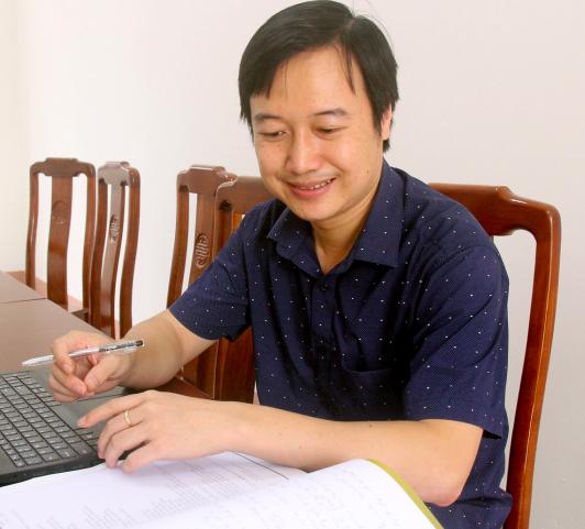 Ông Tuấn, Chủ khách sạn Hoàng Anh, Tây Tựu, Hà Nội
