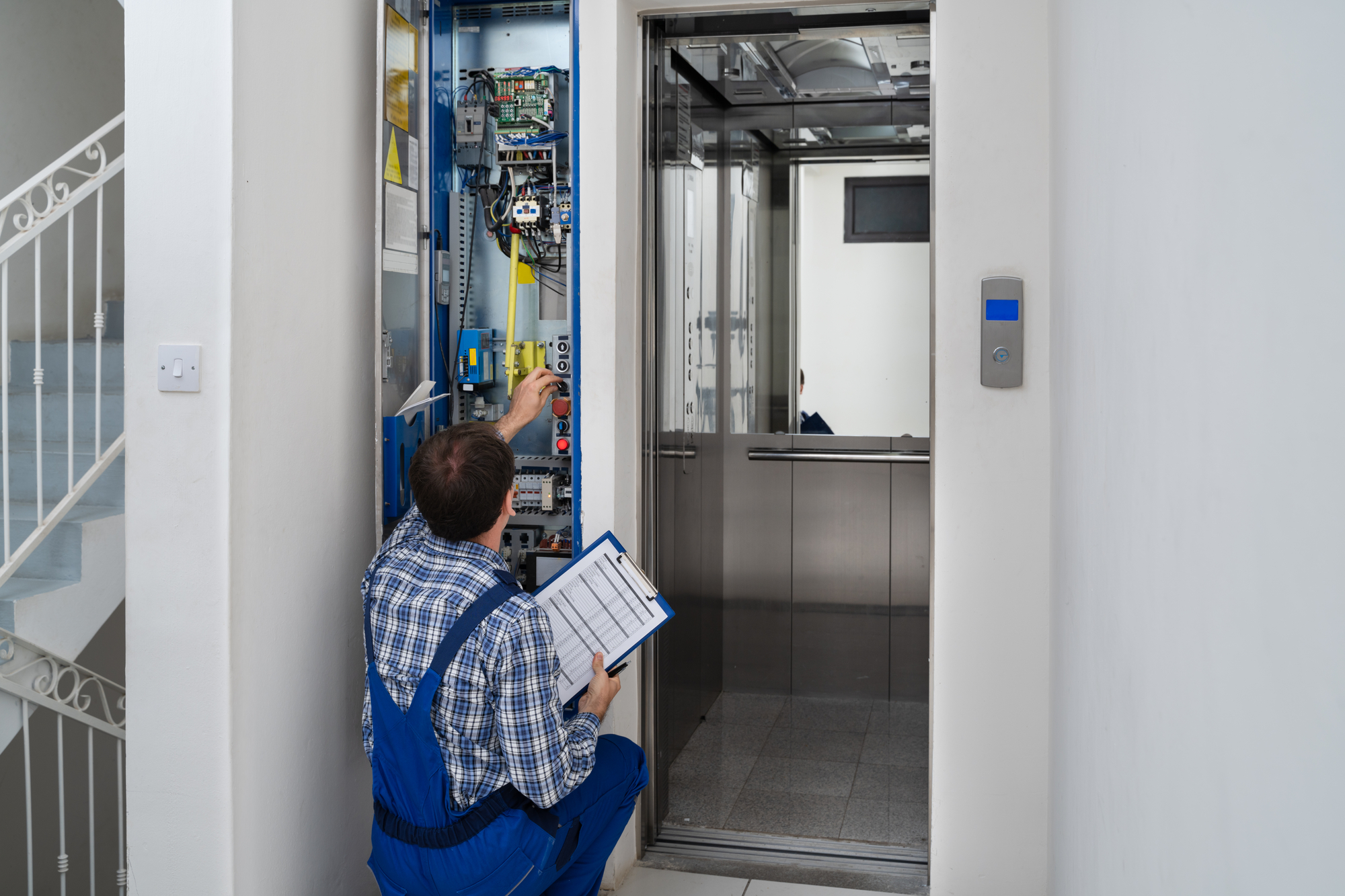 Dịch vụ kiểm định thang máy sau lắp đặt